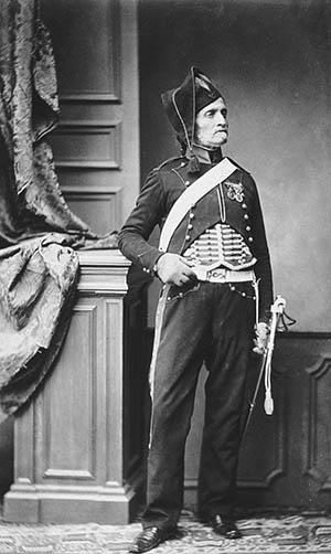 These aged veterans of the Napoleonic Wars are likely the earliest uniformed soldiers ever caught on film. Click here to see these one-of-a-kind photographs.