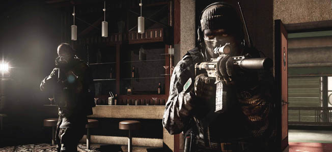 Call of Duty: Ghosts does not scream realism, but simulated real world tactics can be found in both the campaign and multiplayer modes.