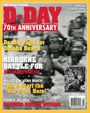 D-Day 70th Anniversary Special Issue