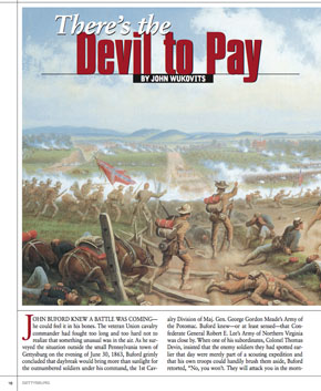 The Battle of Gettysburg Special Issue from Warfare History Network
