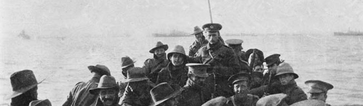 On This Day in History: The Gallipoli Campaign