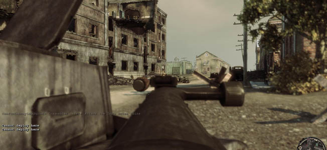 The combat conditions in Red Orchestra 2 provide a real sense of the adversity of urban warfare faced by infantrymen in World War II's Eastern Front.