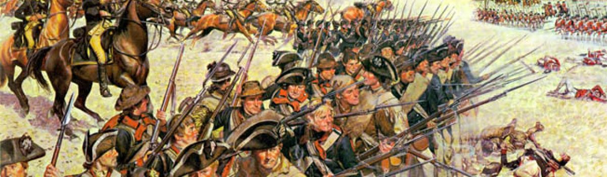 On This Day in History: The Battle of the Guilford Courthouse