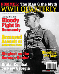 WWII Quarterly Cover
