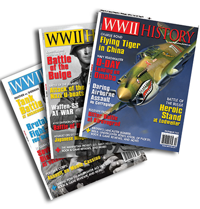 WWII History Covers