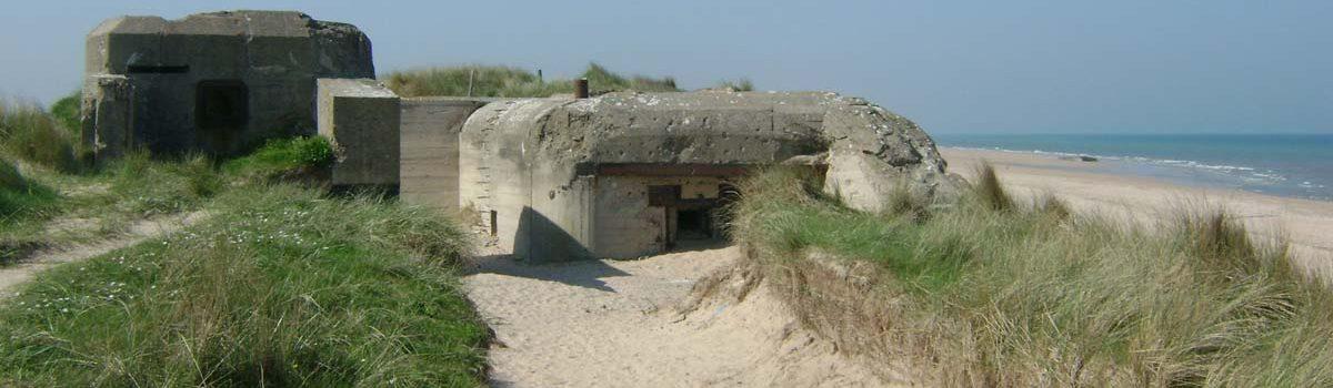 'Goosebumps': Flint Whitlock Visits the D-Day Invasion Landings