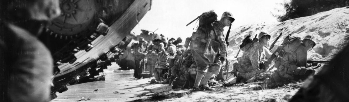 Protecting & Repatriating American Remains at the Battle of Saipan