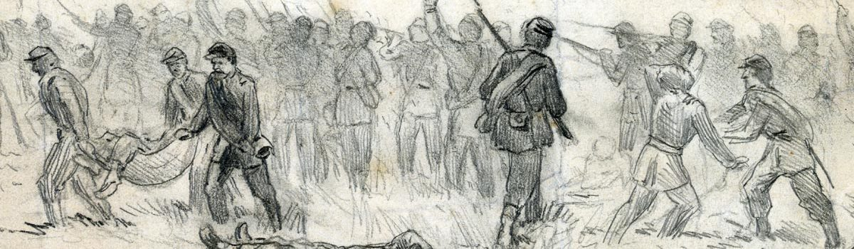 Grover's Savage Attack at the Battle of Second Manassas
