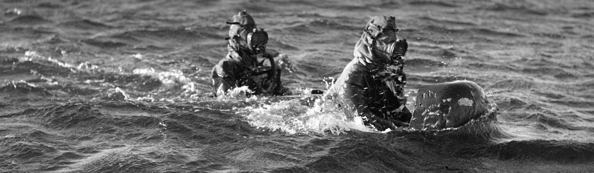 Italy's Daredevil Torpedo Riders