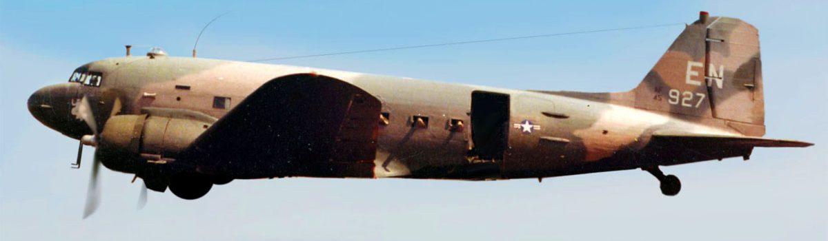 Vietnam War Weapons: The AC-47 Gunship