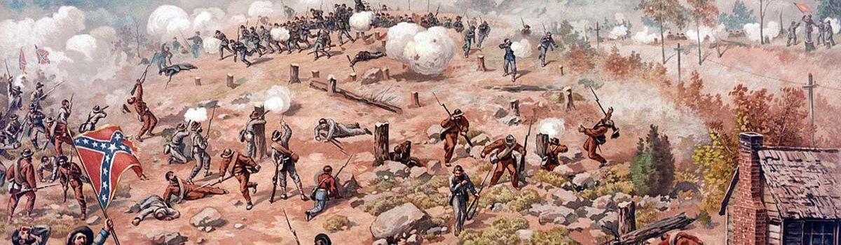 The Desperate Battle of Allatoona Pass