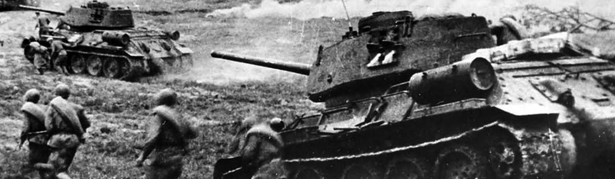 WWII Vehicles: The T-34 Russian Tank