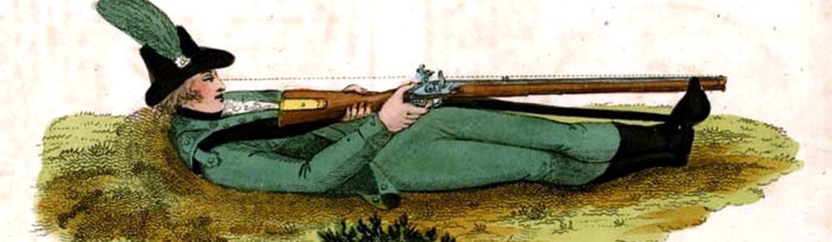 The Accurate and Deadly Baker Rifle