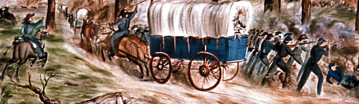 "Joseph ""Fighting Joe"" Wheeler's 1863 Sequatchie Valley Raid"