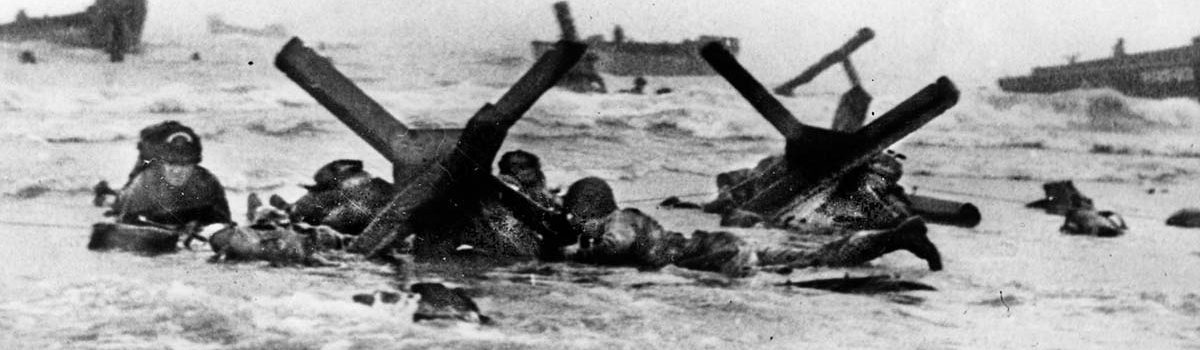 An Army Combat Engineer's  Story of the D-Day Invasion