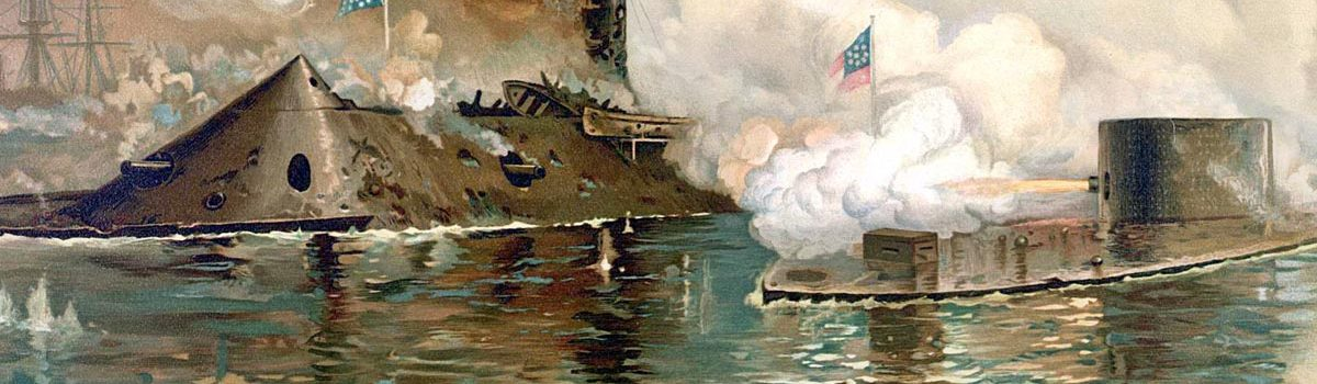 Clash of the Ironclads