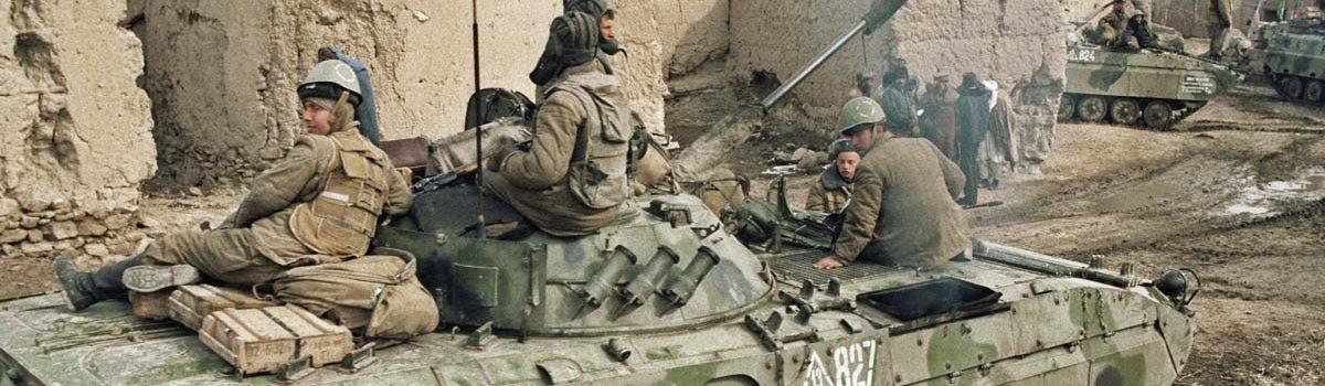 Afghanistan: The Soviet Union's War in Vietnam