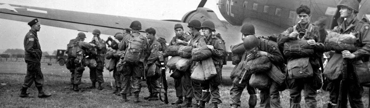The 82nd Airborne in Operation Market Garden