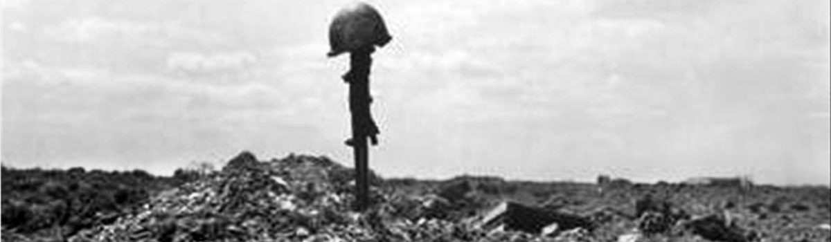 Deaths in WWII: Casualties, and the Graves Registration Units