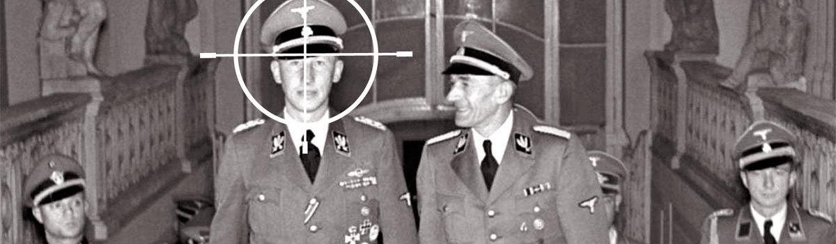 Operation Anthropoid: Killing Reinhard Heydrich