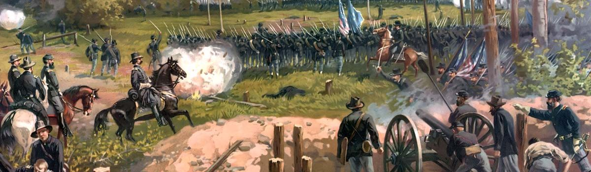Battle of Kennesaw Mountain: Sherman's Futile Assault