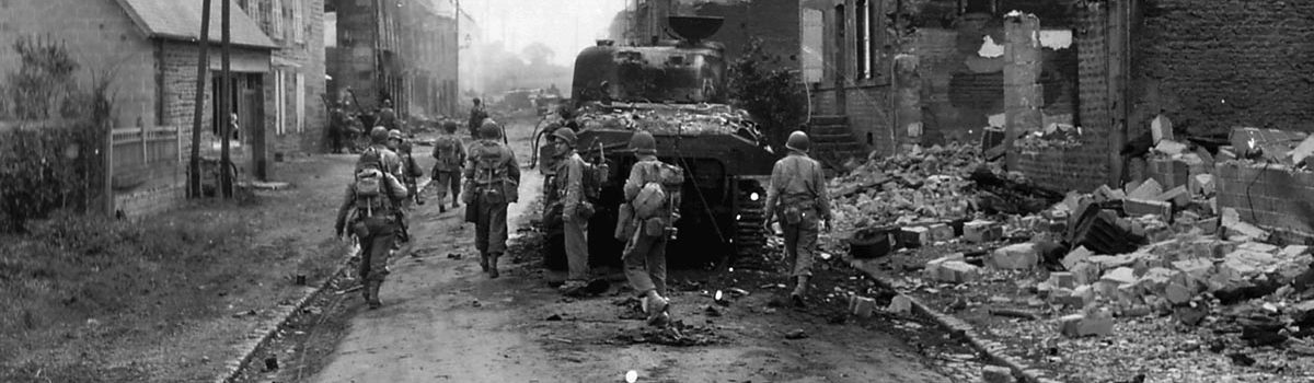 Last Stand in Leipzig, 1945
