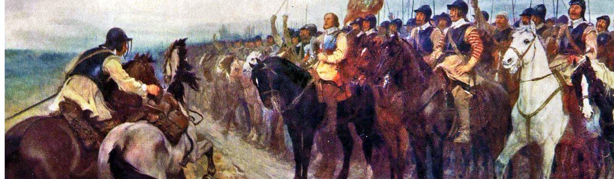 English Civil War Battle of Dunbar, 1650
