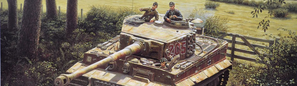 Disaster at Villers-Bocage: Wittmann's Tigers vs the Desert Rats