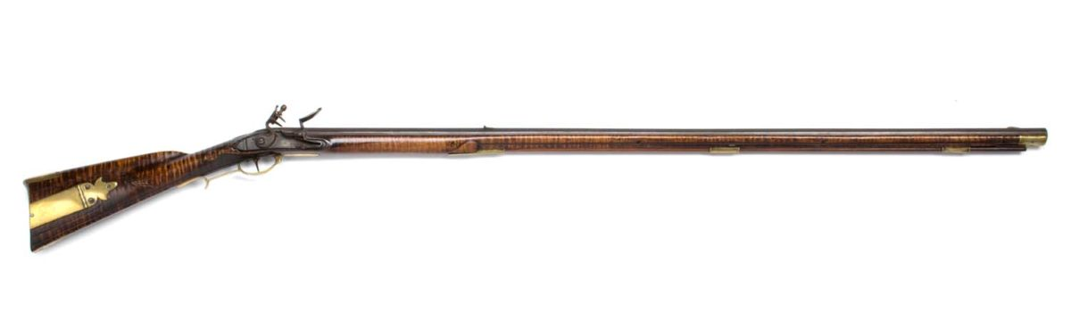 The History of the American Long Rifle