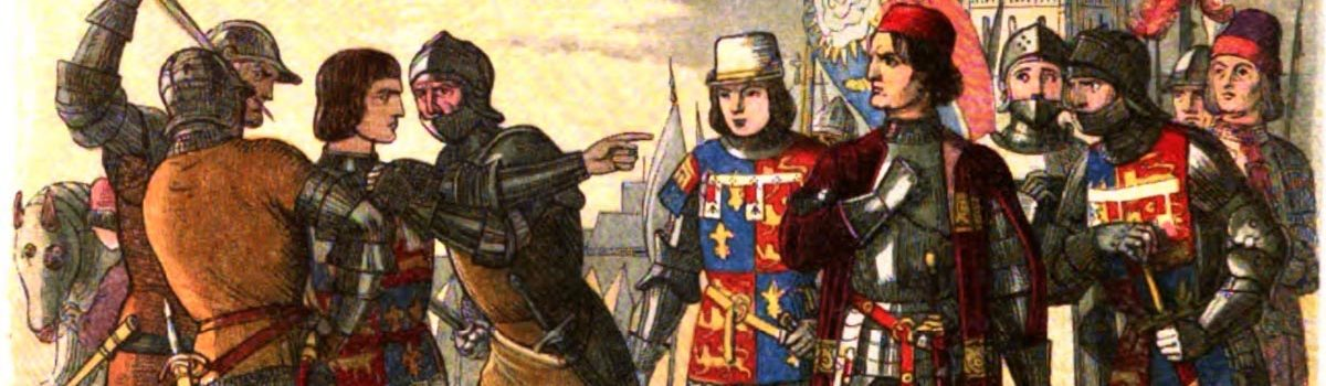 The Battle of Tewkesbury: Edward IV and Margaret of Anjou