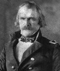 General Albert Sidney Johnston.