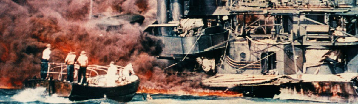 Pearl Harbor Attack Cover-up