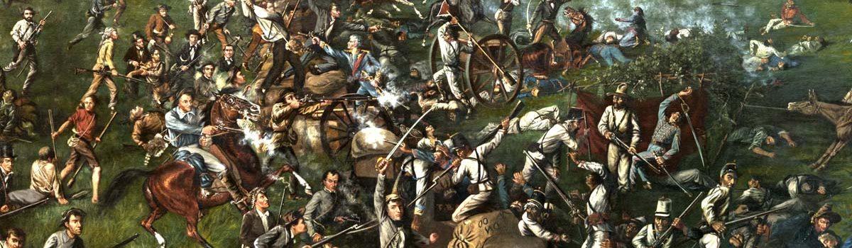 Sam Houston's Stunning Victory at San Jacinto