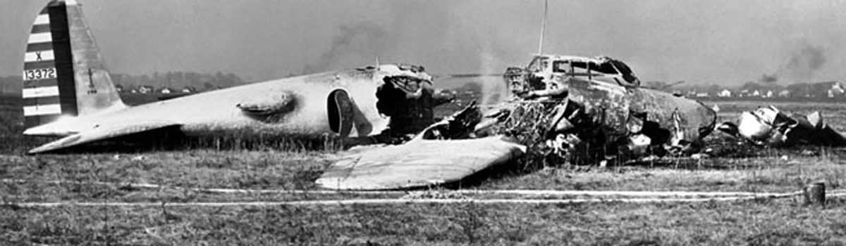 WWII's Tragic Aviation Accidents