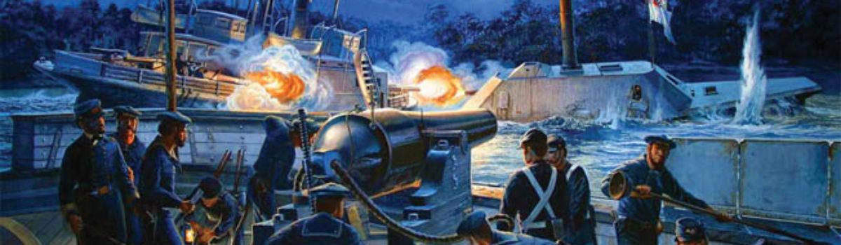 Daring Union Naval Raid