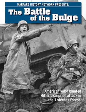 The Battle of the Bulge eBook cover