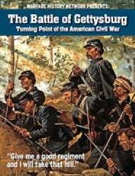 The Battle of Gettysburg eBook Cover