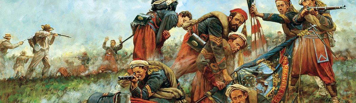 Longstreet's Hammer Blow at Manassas