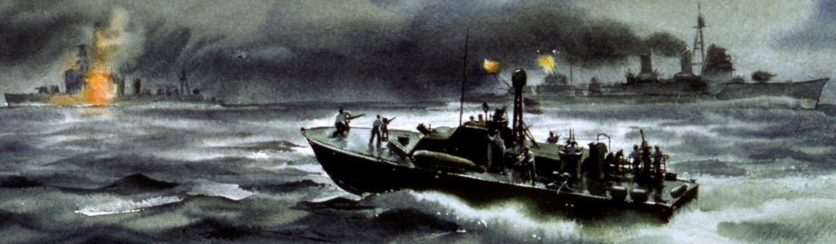 Weapons: WWII PT Boats