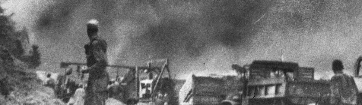 Firestorm at Hollandia