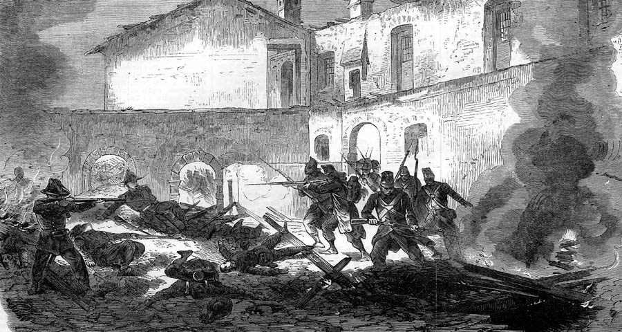 battle of Custoza