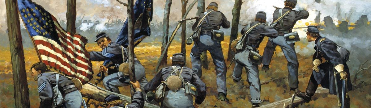 Grant's Ordeal at the Battle of Shiloh
