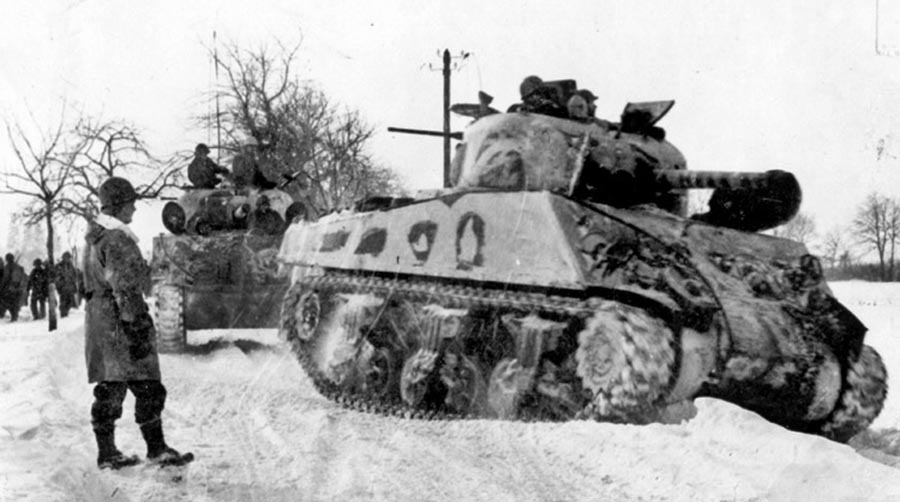 tank battle in Alsace-Lorraine