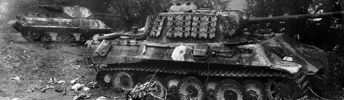 Stalling Hitler's Panzers at Mortain