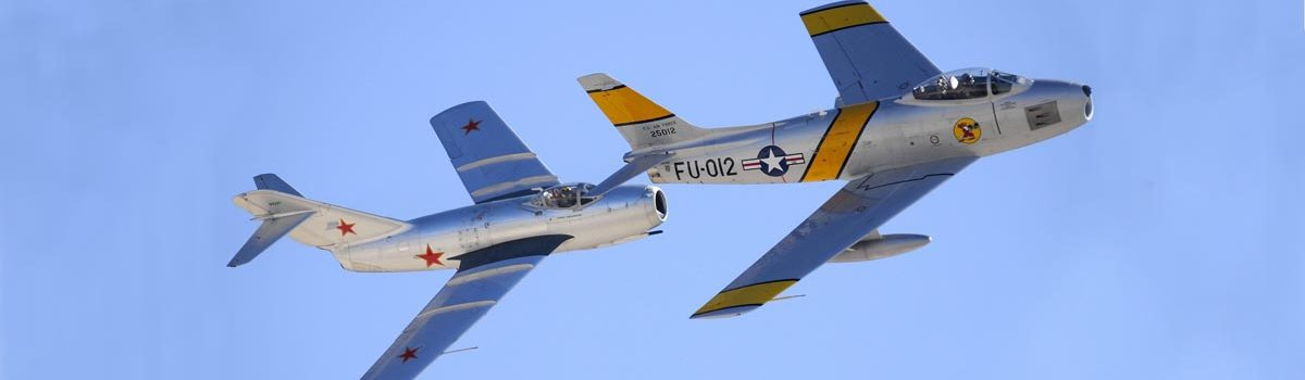 Review: F-86 vs. MiG-15