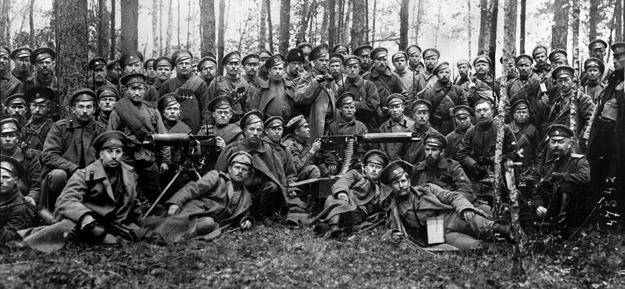 world war i eastern front