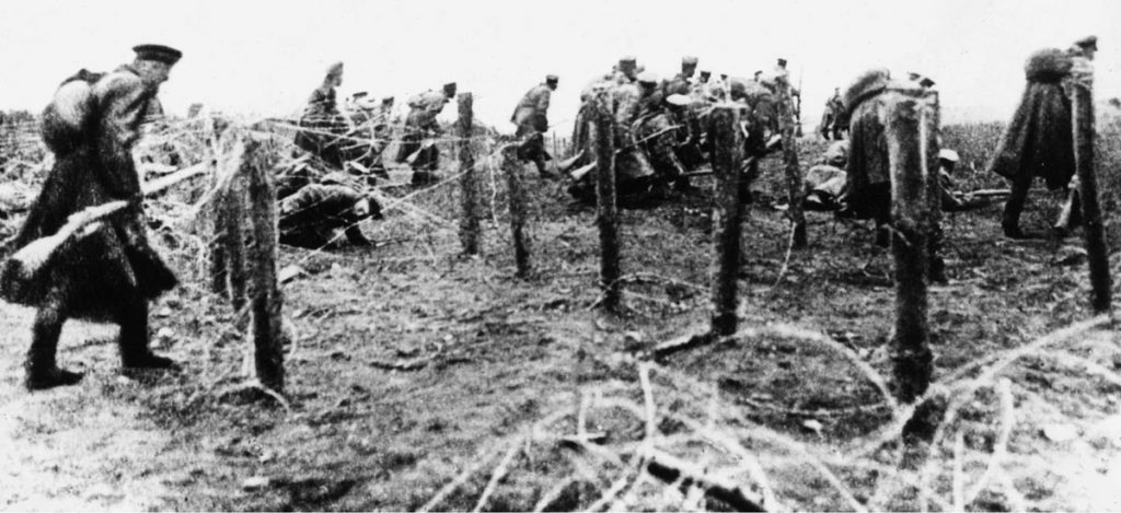 WWI Eastern Front