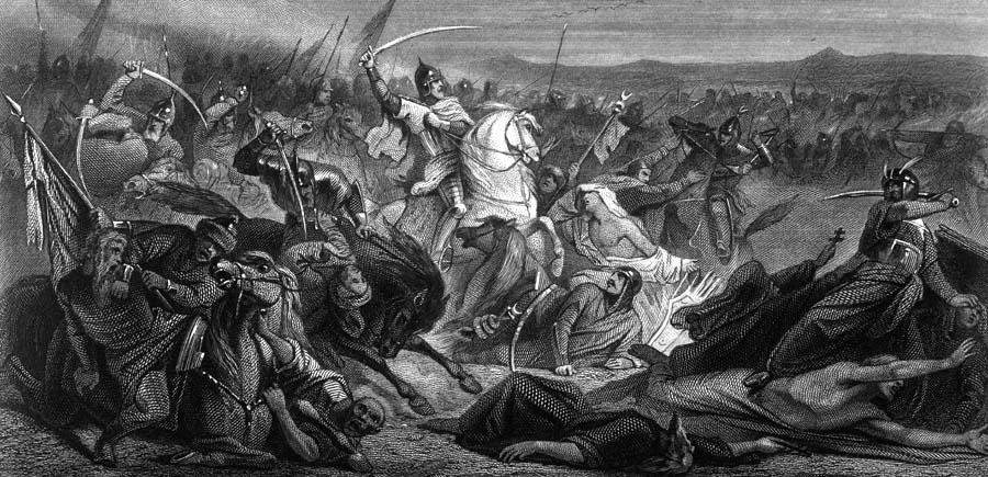 battle of kalka river