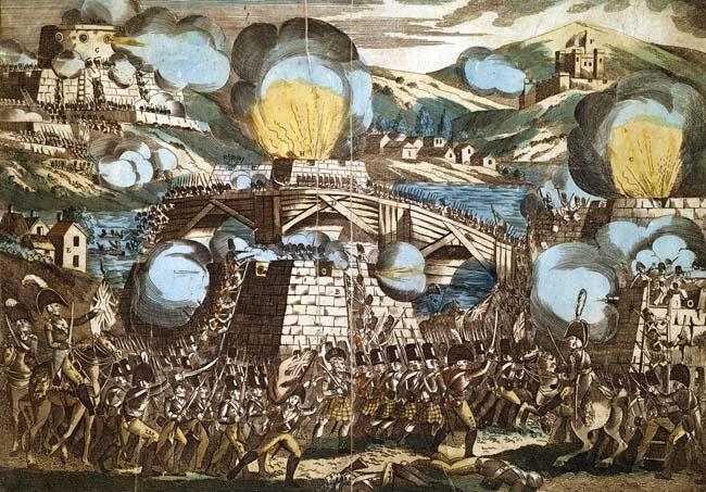 battle of Salamanca