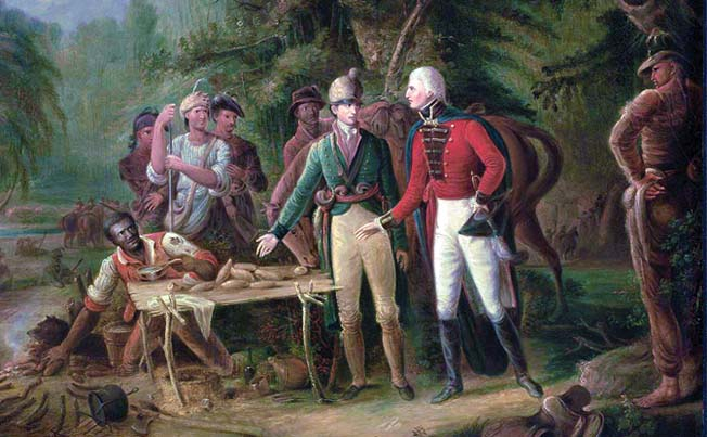 francis marion: the swamp fox